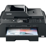 Brother MFCJ5910DW A3 Colour Inkjet Wireless Multifunction Printer