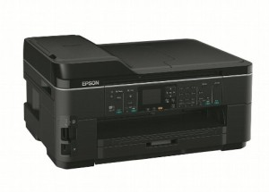 Epson WorkForce WF-7515 Multifunction A3 Printer Review